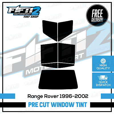 LANDROVER RANGE ROVER 1996-2002 Professional Pre Cut Rear Window Tint kit