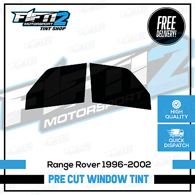 LANDROVER RANGE ROVER 1996-2002 Professional Pre Cut Front Window Tint kit