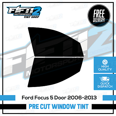 Ford Focus 2006-2013 Professional Front Pre Cut Window Tint Kit