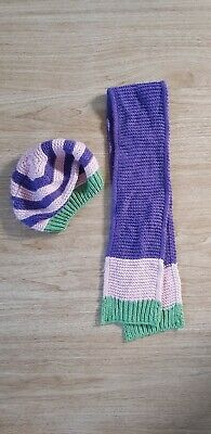 Mini Boden Hat And Scarf Set 7-10 Years