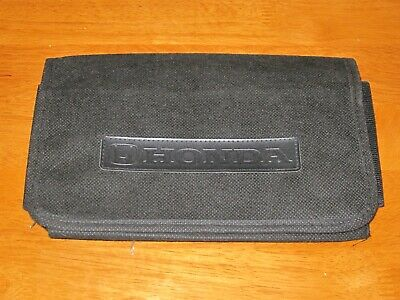 HONDA Owners Manual OEM Pouch / Portfolio  wide case   *CASE ONLY*