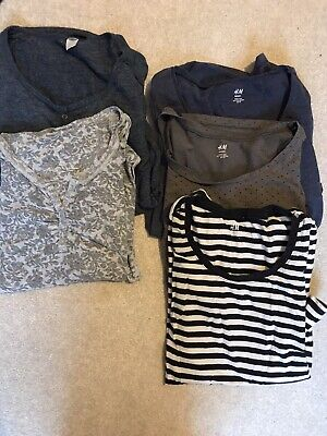 Maternity Top Bundle Size 10 Tops & tshirts H&M/Old Navy Casual