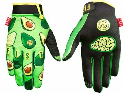 """Fist 2019 Adults /""""What/'s Up Dog/"""" Motocross MX Freestyle FMX BMX Gloves"""