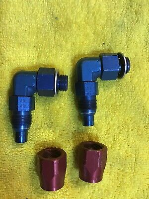 Delorto Carburettor Fuel Fittings