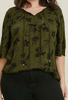 Evans Love Heart Top Plus Size 16 18 20 22 24 26 28 30 Embroidered T-shirt PS206