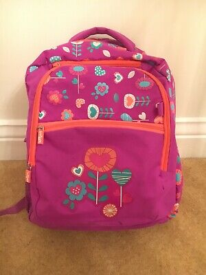 Purple Smiggle Backpack - Excellent Condition