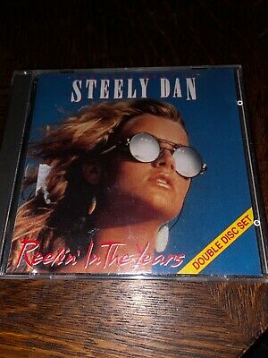 STEELY DAN Reelin' in the Years 2 cd Very Best of 1985 18 classic tracks
