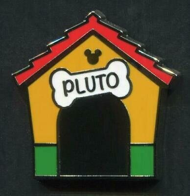Disney Pin PLUTO - 2019 Hidden Mickey WDW Doghouses Dog House Collection