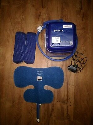Breg Polar Care Cube Orthopedic Cold Therapy Unit System-Complete + XL Knee Pad