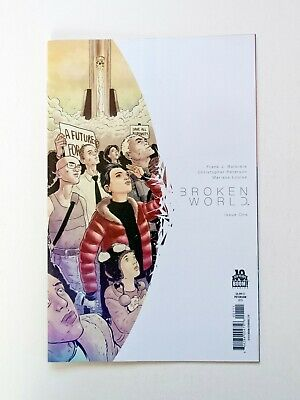 2014 #1 OF 6 VF//NM COVER A BOOM! FICTION SQUAD