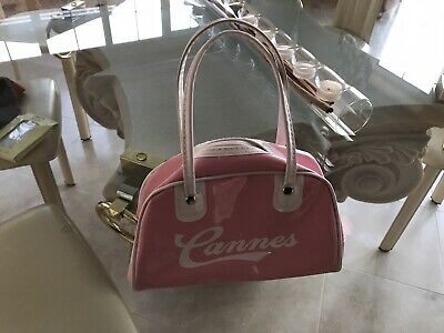 Cannes Pink bag - Good Condition