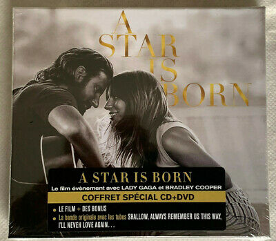 A Star Is Born - Coffret Special Cd & Dvd Neuf