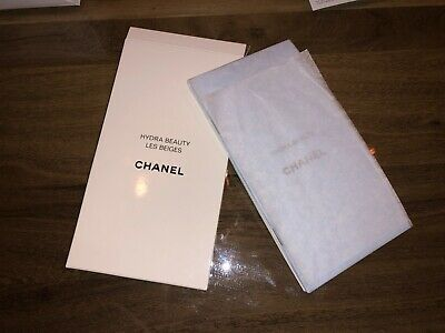 CHANEL notebook small beige blue VIP GIFT