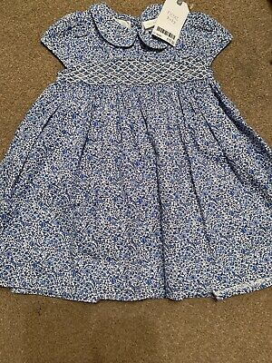 BNWT Girls Next Dress Age 12-18 Months