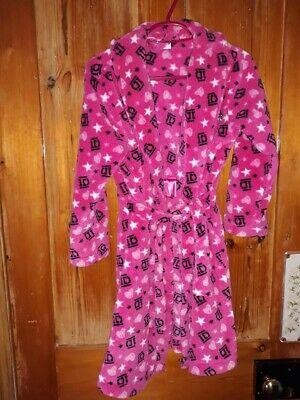 Girls robe/dressing gown age 8-9, in a very good condition