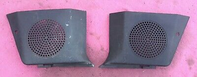 Ford Focus Front Door speakers Alpine car speaker kit with Adapter Pods 220W Max