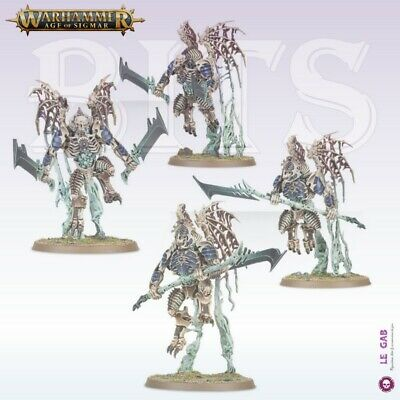 Bits Ossiarch Bonereapers Morghast Archai  Harbingers Warhammer Aos