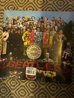The Beatles – Sgt. Pepper's Lonely Hearts Club Band 180G Vinyl Lp (New)