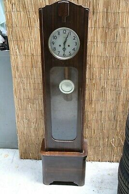 Art Deco Grandfather clock English Great Condition Enfield