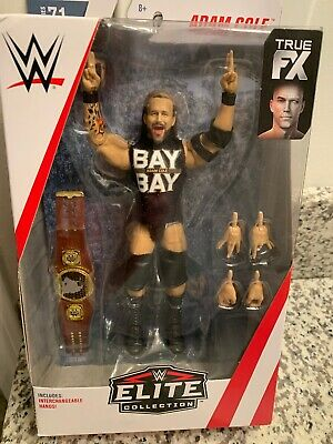 WWE Mattel Adam Cole Elite Series #71 Figure IN STOCK!