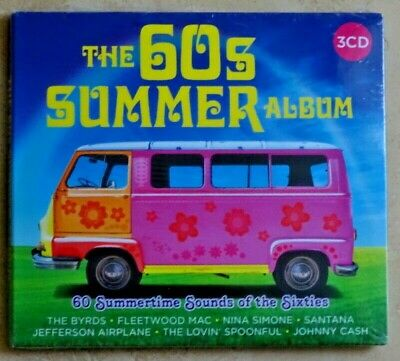 Various Artists - 60s Summer Album / Various New & Sealed