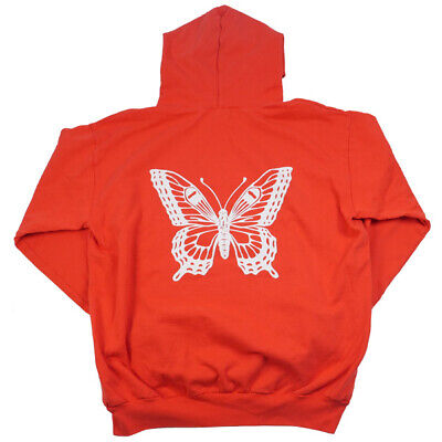 Girls Don`t Cry BUTTERFLY HOODY PINK M