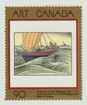 Canada 1997 #1635 Masterpieces of Canadian Art  –10 - MNH