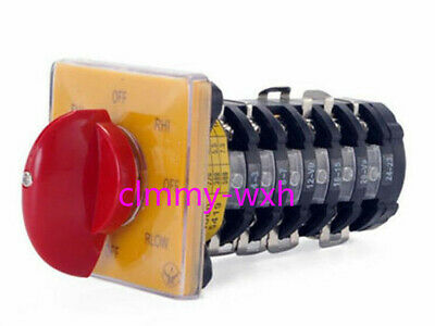 Milling Machine Parts Import Forward Reverse Speed 6 Part Switch Fit Bridgeport