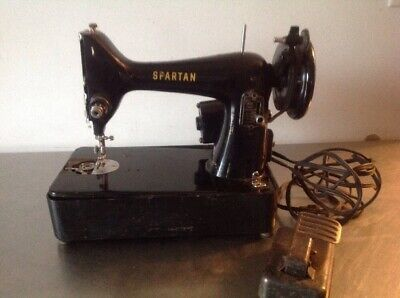 Singer Spartan 192K Sewing Machine  Simanco