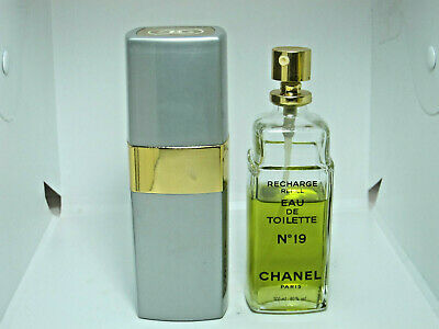 Chanel No 19 100 ml 3.4 oz Eau de Toilette EDT perfume EA170