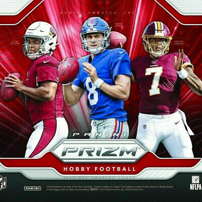 2019 Panini Prizm Football Rookies ( 301 - 400 )  - Pick Your Card **UPDATED
