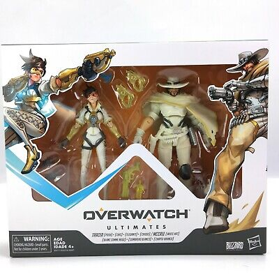 Overwatch Ultimates Series Tracer and McCree 2 Pack 6 inch Action Figures
