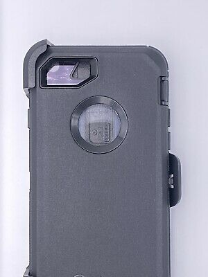 Otterbox Defender iPhone 7 & 8 BLACK with HOLSTER