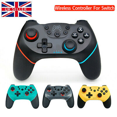 For Nintendo Switch Pro Wireless Bluetooth Gamepad Joystick Game Controller Hot