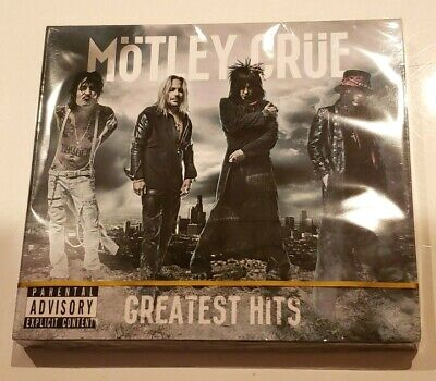 2CD MOTLEY CRUE 38 Greatest Hits 2019 Collection 2CD [Brand NEW]