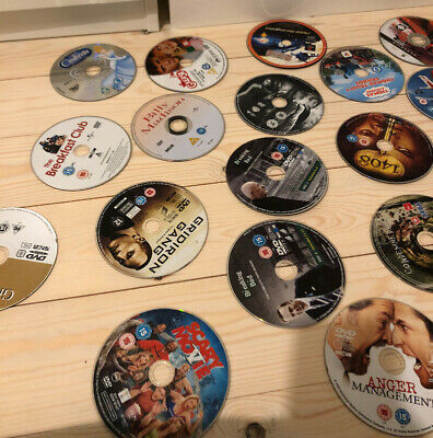 Mix Off /DVDs /Wii /Xbox360/ PS3 /CDs Joblots Disk Only