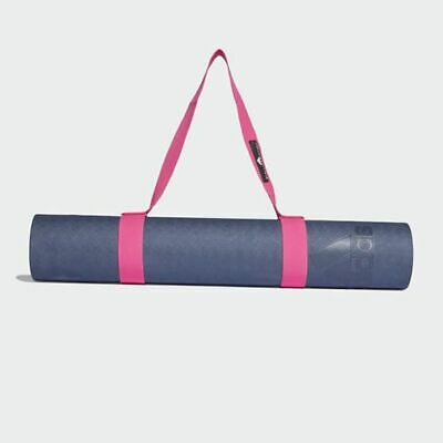 Stella McCartney by Adidas Yoga / Training Mat DM3672 Indigo/Pink Exercise Gym