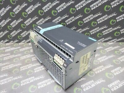 USED Siemens SITOP 6EP1437-3BA00 power 40 Power Supply 24VDC 40A 960W