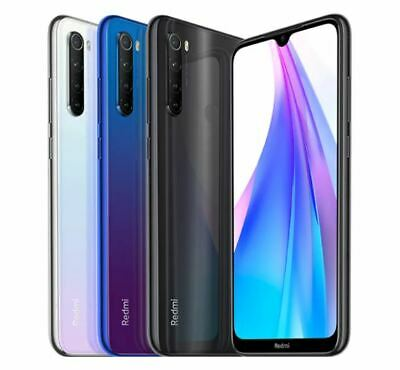Xiaomi Redmi Note 8T Unlocked 32GB 3GB RAM Dual Sim NFC 4G Phone -Global Version