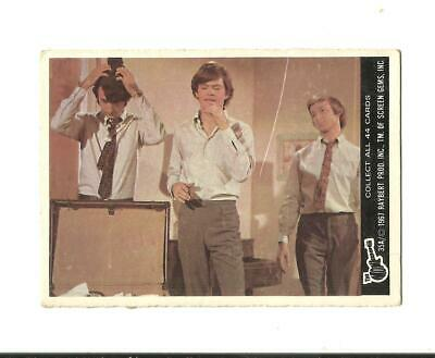 THE MONKEES TRADING CARDS 1 SEALED PACK OF 10 CARDS PER PACK CORNERSTONE COMM..