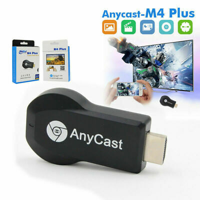 AnyCast WiFi Display Dongle Receiver Airplay Miracast HDMI TV DLNA 1080p