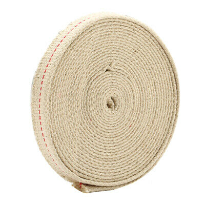 4.5M Roll Flat Cotton Alcohol Wick Oil Lamp Wicks For Oil Lamps and Lanterns AU