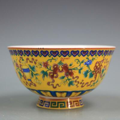 Chinese ancient antique hand make bowl porcelain Decoration