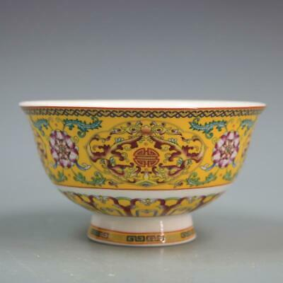Chinese ancient antique hand make bowl Household Porcelain