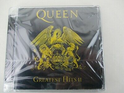 Queen Greatest Hits II CD Super Jewel Case Version