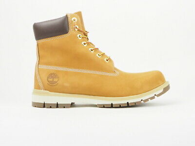 MENS TIMBERLAND RADFORD 6 Inch WP Wheat A1JHF Leather Lace