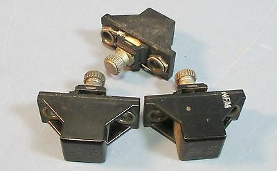 Lot of 3 Allen Bradley W28 Heater Thermal Overload Element Relay 0.97A NWOB