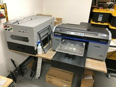 Home Business starter bundle / EPSON SureColor F2100 Direct to garment printer