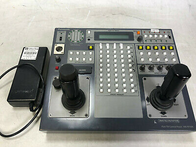 Panasonic AW-RP400 Camera Control Unit for remote camera heads. Pan Tilt Control