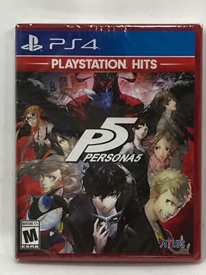 Persona 5 PS4 (Sony Playstation 4)
